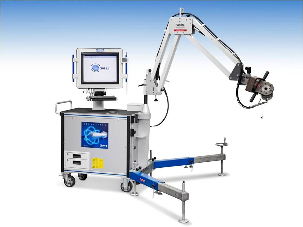 Civatalı Bağlantı Test ve Simülasyon Makineleri