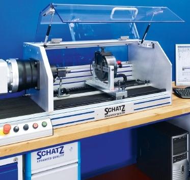 Bağlantı Elemanı Sürtünme Kuvveti Test Makineleri (Civata-Somun)